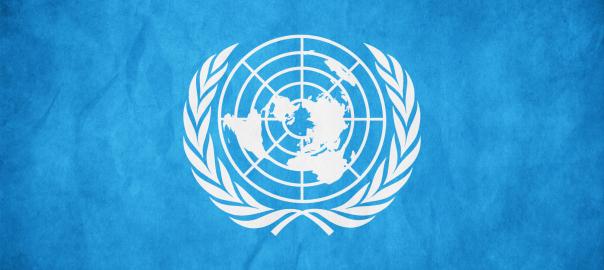 оон флаг