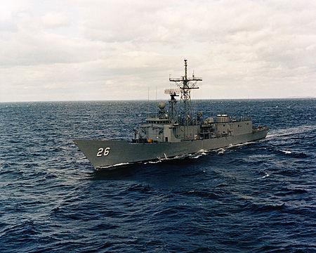 Фрегат Таба египетских ВМФ