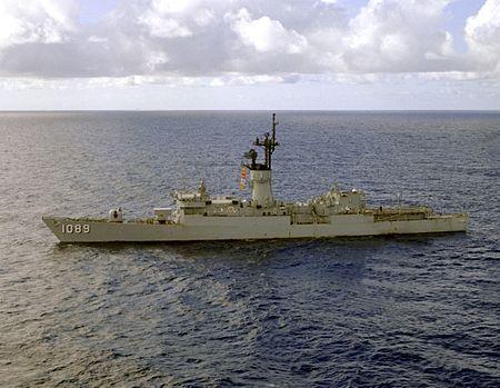 Фрегат Думьят египетских ВМФ