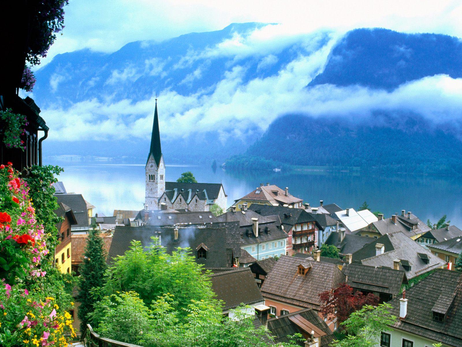 Австрия - страна ватников