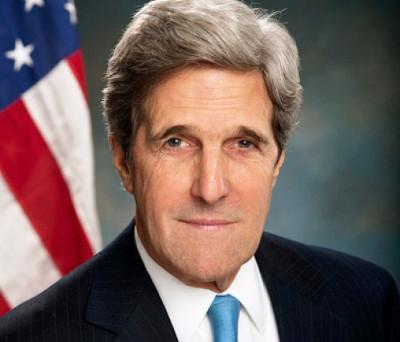 Джон Керри, госсекретарь США.