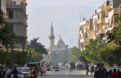 Фотография города Луксора