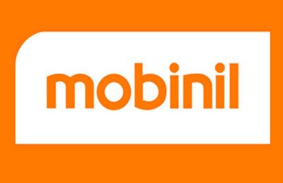 Знак - Mobinil.