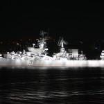 Египет и Россия проводят военно-морские учения возле Александрии