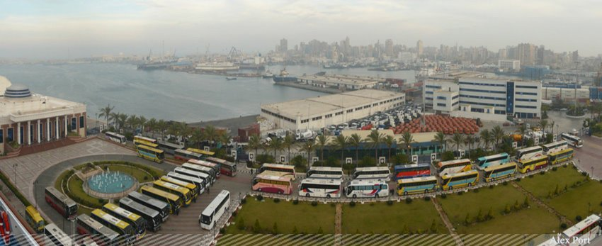 Порт Александрия.