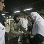 Служба безопасности закрыла станцию «Садат»