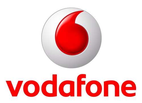 Знак - Vodafone.
