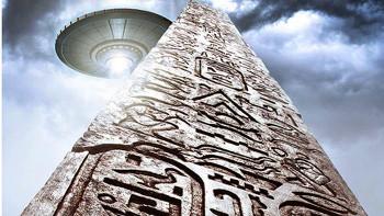 Пришельцы прилетают в Египет