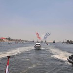 Египет закончил земляные работы на Новом Суэцком канале