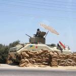 На юге поселения Шейх-Зувейд нападение на блок-пост