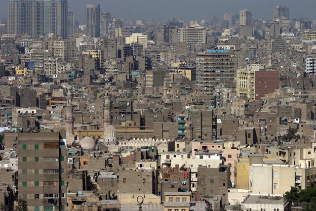 Старый Каир. Починить невозможно.