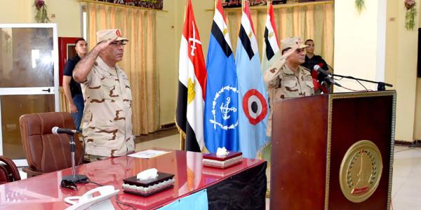 Главком армии АРЕ Абдель Фатта ас-Сиси в Северном Синае