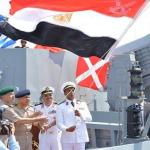 Египетские ВМФ получили новый французский фрегат