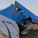 Разбился авиалайнер MetroJet #7K9268: трансляция прекращена