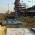 Министерство древностей готовится к проверке по Большому Египетскому Музею