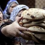 В Египте ощущается нехватка продуктов по социальным льготам