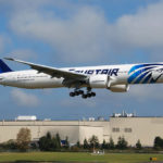 Разбился авиалайнер EgyptAir #MS804: трансляция прекращена