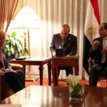 Президент Египта встретился с Дональдом Трампом