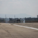 Группа египетских офицеров прибыла в Сирию