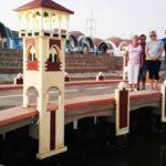 В Хургаде построили мини-Египет