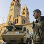 В Каире взорван коптский храм Петра и Павла